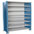 Hallowell H-Post Closed Shelving - 8 Shelf Starter